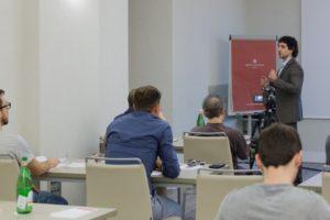 Foto di Enrico al seminario di Roma-18