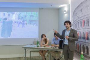Foto di Enrico al seminario di Roma-60