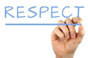 Come farsi rispettare