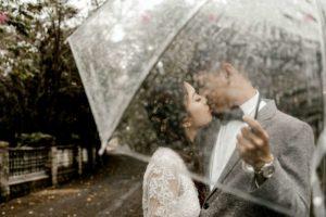 Cosa fare a San Valentino se piove