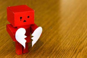 La mia ragazza mi ha lasciato